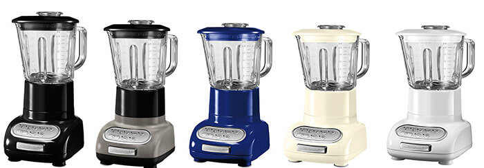 Blender Kitchenaid design