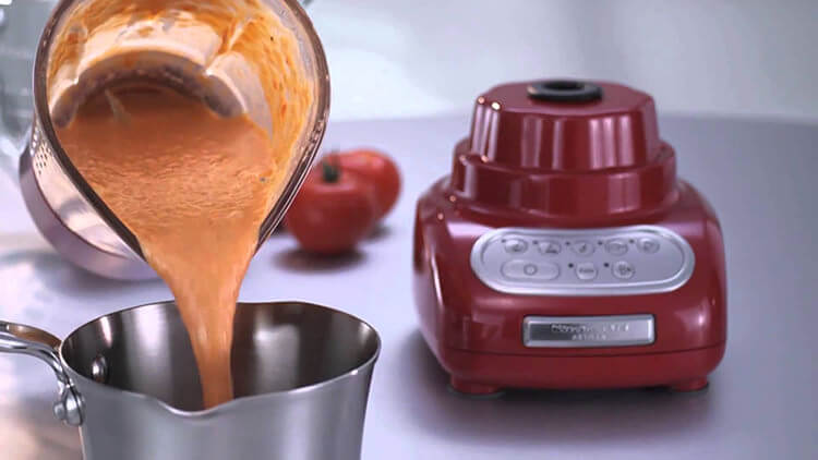 Kitchenaid Artisan 5KSB5553EER efficacité