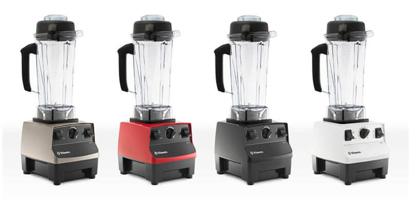 Vitamix TNC 5200 design